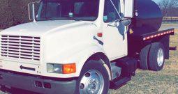 1996 International pump truck
